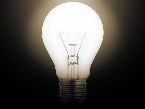 bright light bulb light bulb. Black Bedroom Furniture Sets. Home Design Ideas
