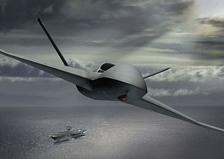 Potential Boeing UCLASS