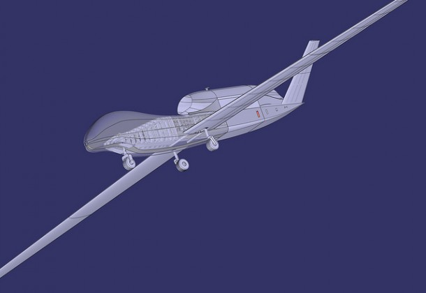 Global hawk diagram