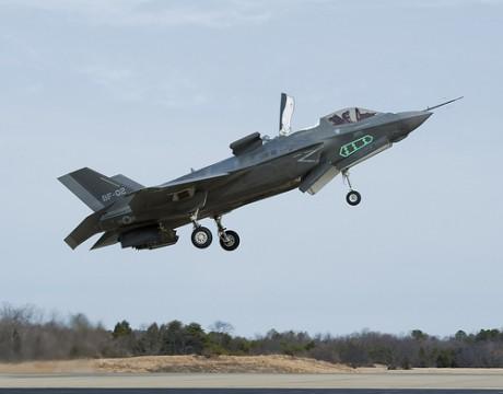 (U.S. Navy photo courtesy of Lockheed Martin by Michael D Jackson)