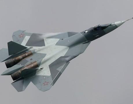 SukhoiT-50