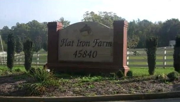 2-Day Auction Planned at Flat Iron Farm