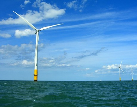 Eastern Shore wind energy