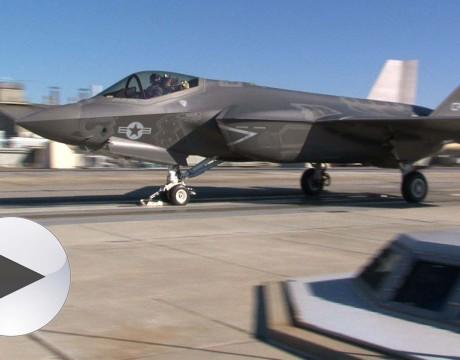 F-35C EMALS launch