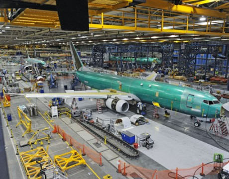 Building the P-8A