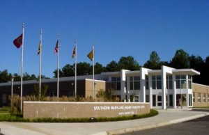 southern maryland higher education center