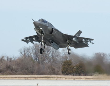 F-35B JSF External Weapons Image 3
