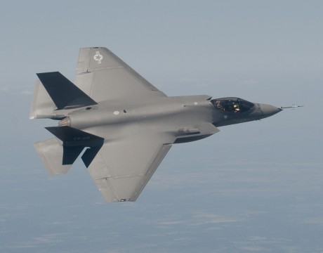 F-35C Lightning II Joint Strike Fighter photo by Lockheed