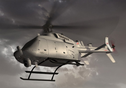 MQ-8C Fire Scout illustration courtesy of Boeing