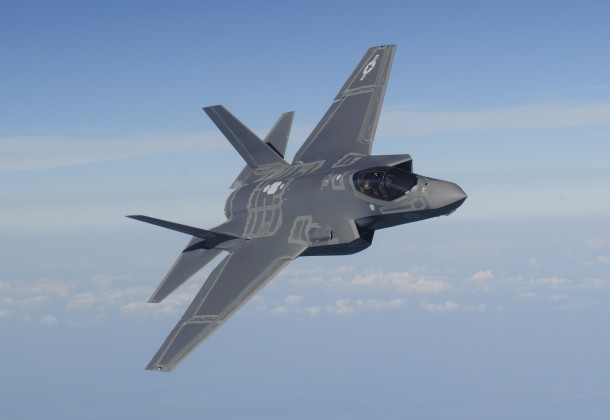 F-35C photo courtesy of Lockheed Martin