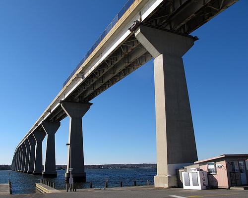 Thomas Johnson Bridge Painting Begins This Weekend Lexleader