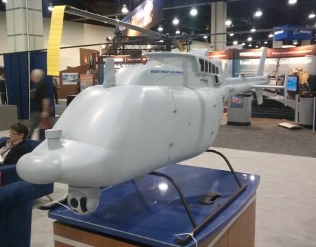 MQ-8C Fire Scout Model