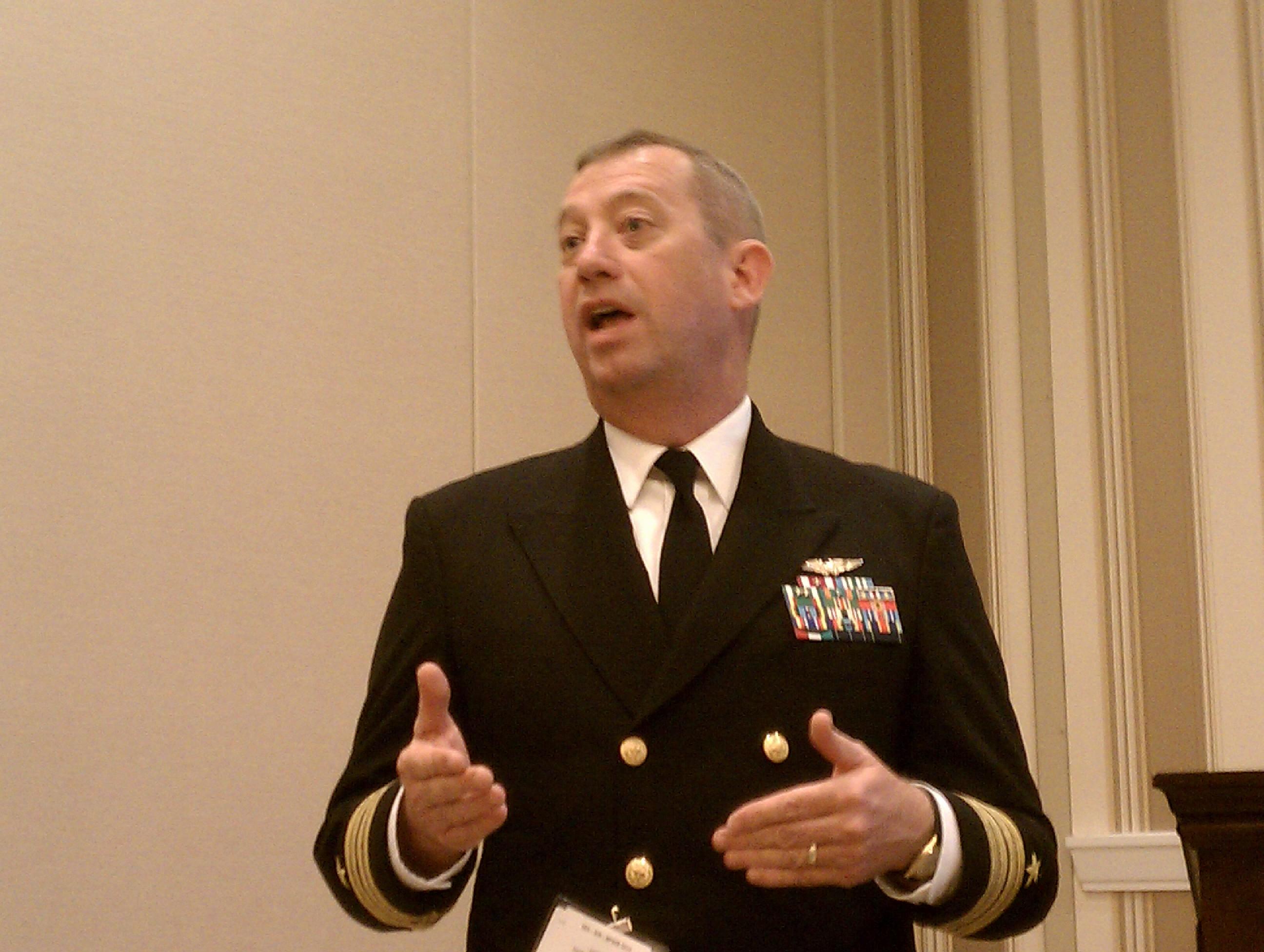 Capt. Patrick Smith