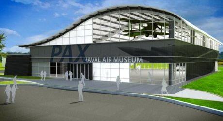 new Patuxent River Naval Air Museum concept
