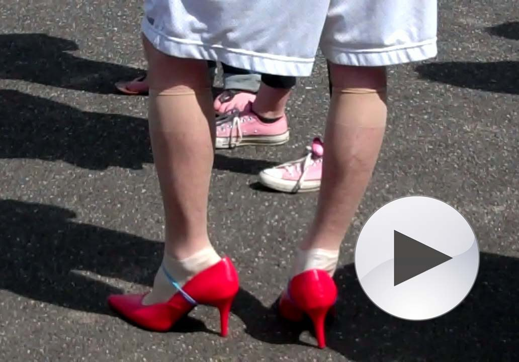 Walk A Mile In Her Shoes Youtube