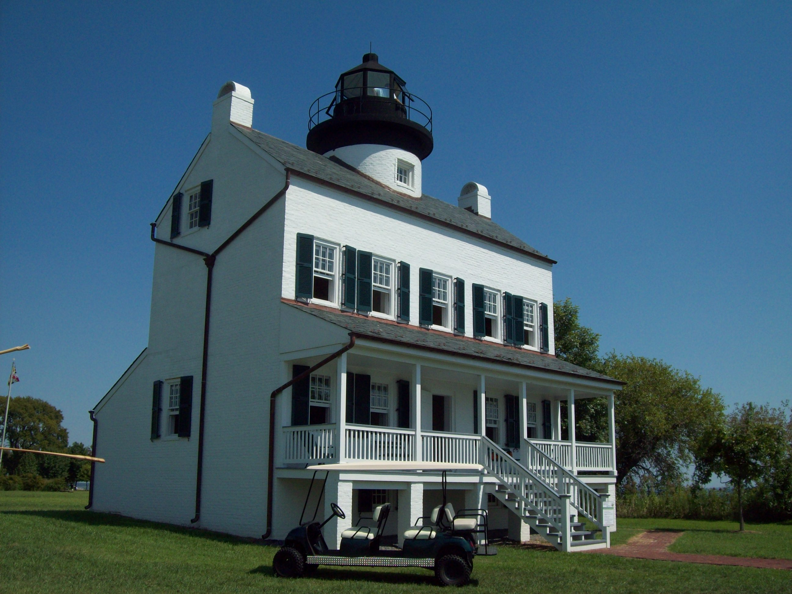 Saint Clements Island State Park