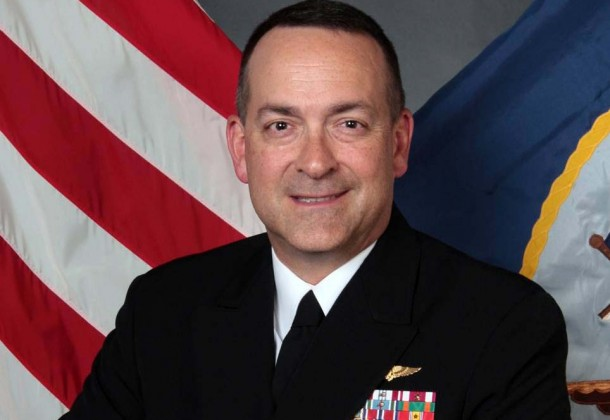 Rear Admiral Mathias W. Winter