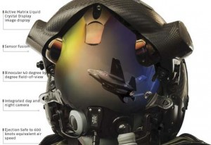 F-35 JSF helmet