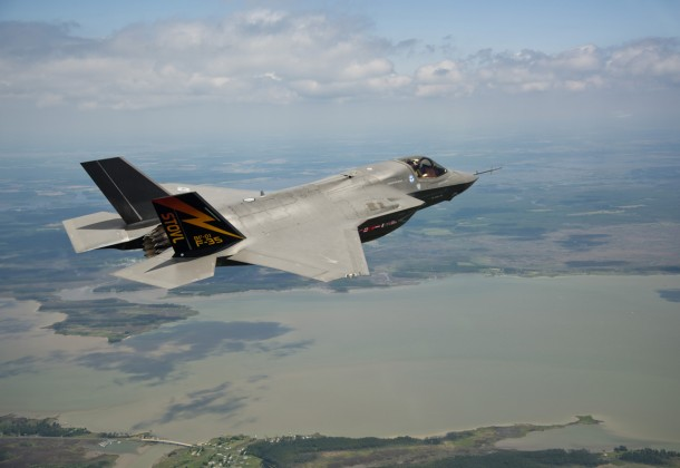 F-35B JSF 200th flight
