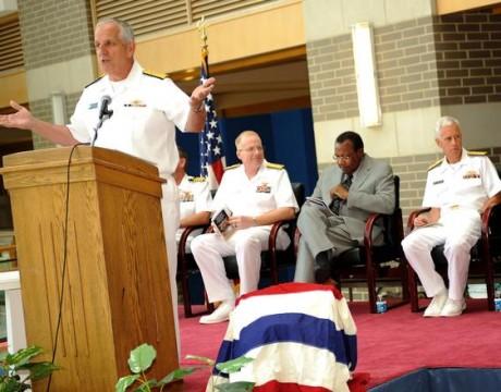 NAVAIR commander awards 2012