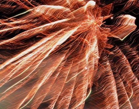fireworks JefClarkArt