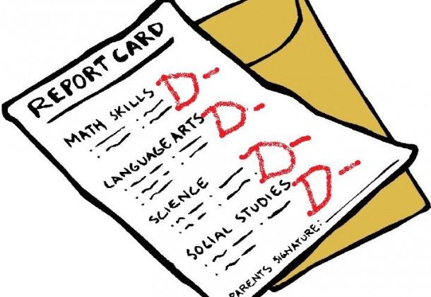 report card  F Report Card