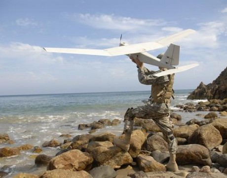 Marine UAS training