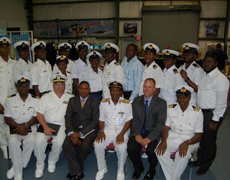 Nigerian Navy graduation