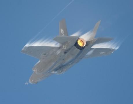 F-35 transonic