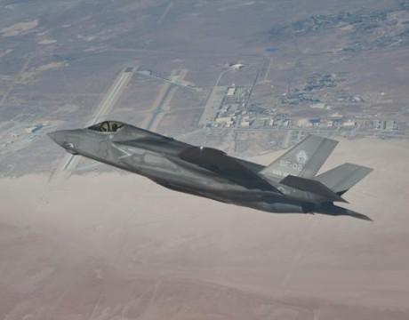 F-35B JSF air start