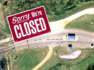 Pax River Gate 3 closure