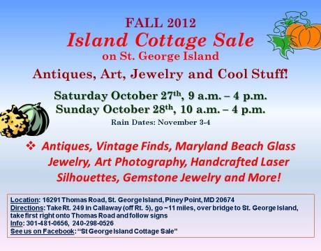 Fall Island Cottage Sale