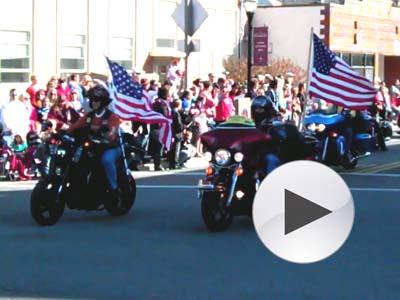 2012 Leonardtown Veterans Day Parade