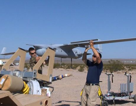 RQ-21A Drone