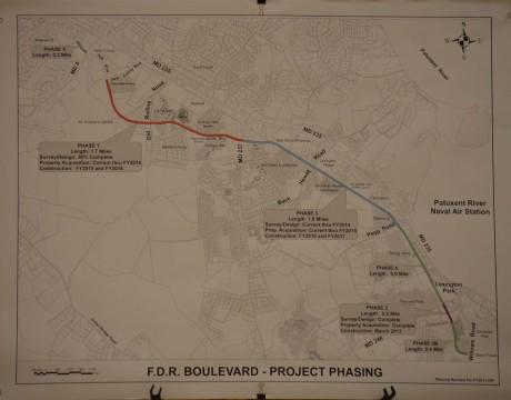 FDR Boulevard Plan