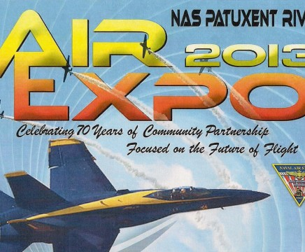 Pax River Air Expo 2013 logo