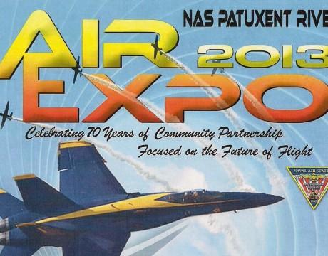 Pax River Air Expo 2013 logo