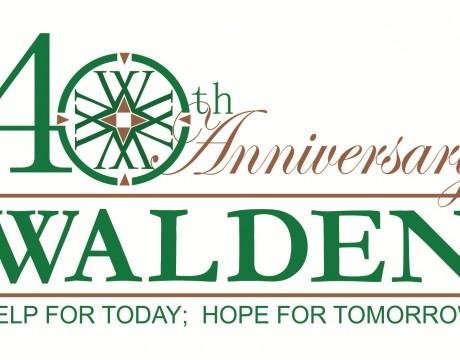 Walden 40th Anniversary