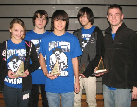 mathcounts 1st place