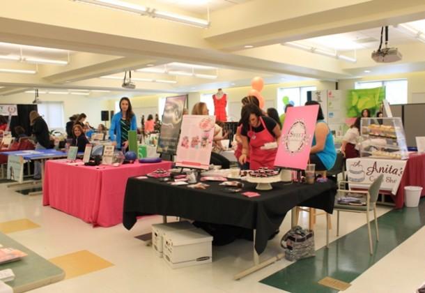 Exhibit Hall Vendors