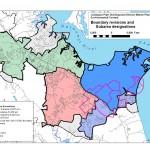 map in Lexington Park Master Plan Update