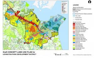 Lexington Park Master Plan Update