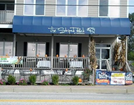 Striped Rock restaurant