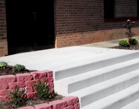 pine hill stairway