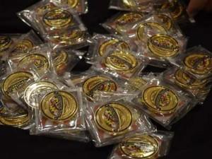 Lexington Park Geocaching Coin