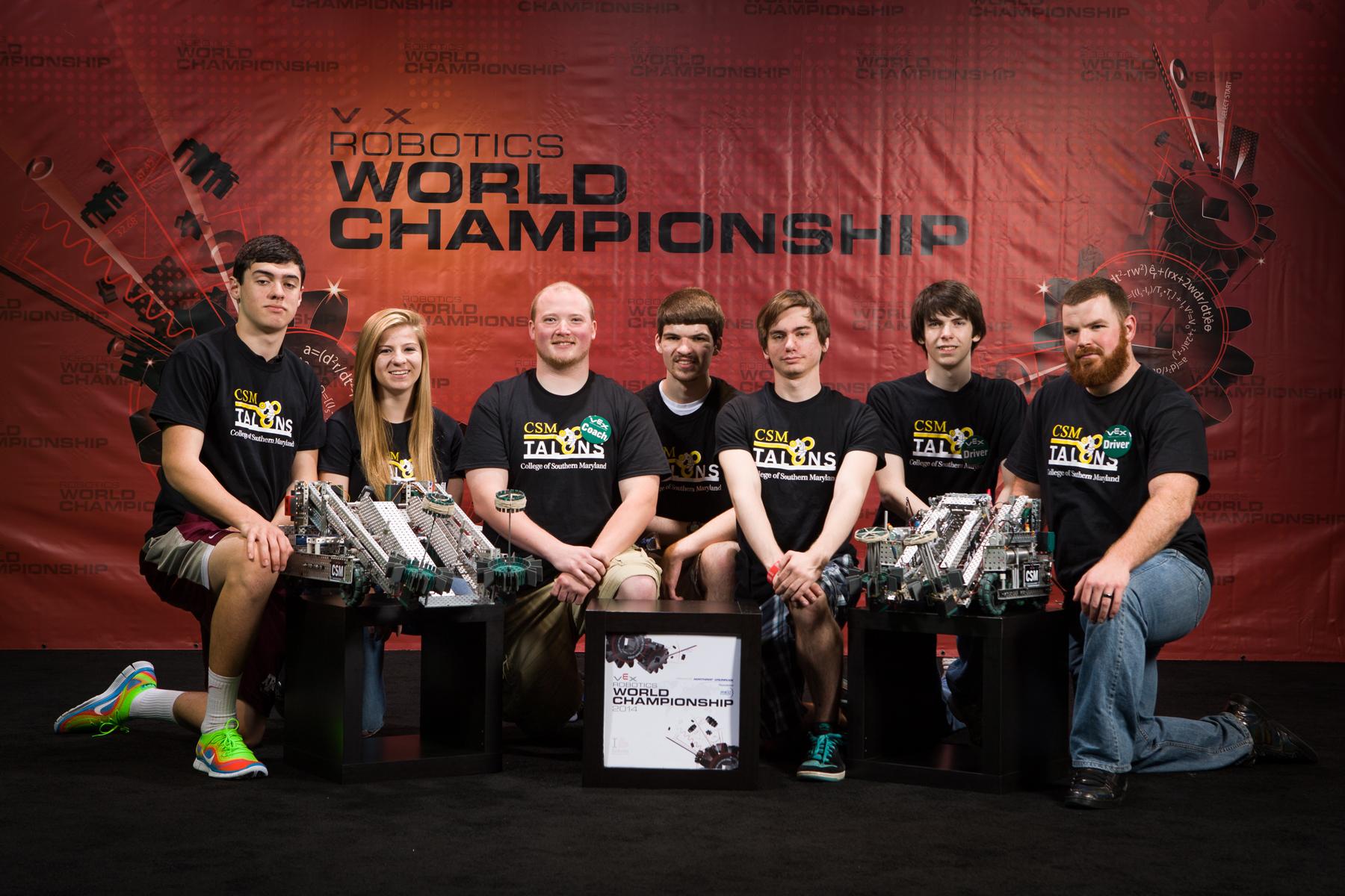 CSM Robotics Team Competes Globally LexLeader