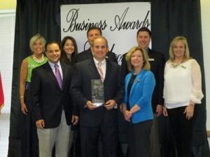 PRMI Emerging Business Award St  Marys Co  Chamber of Commerce 05 14 2014-001