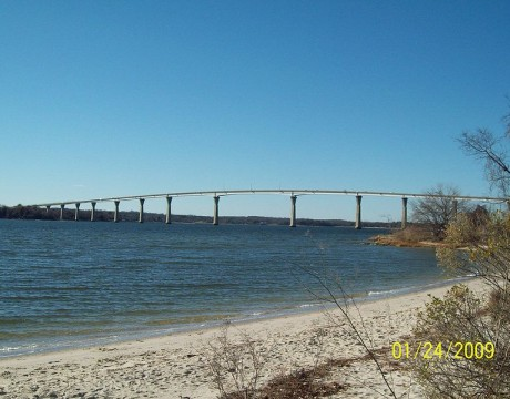 Gov. Thomas Johnson Bridge