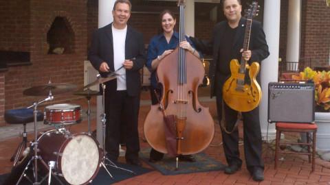 Photo Credit Amy Shook Rob Levit Trio - Frank Russo (drums) Amy Shook (b...