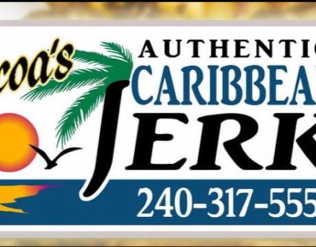 Coco's Authentic Caribbean Jerk